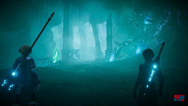 Screenshot - Edge of Eternity (Mac)