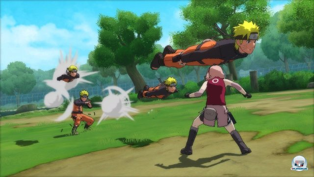 Screenshot - Naruto Shippuden: Ultimate Ninja Storm Generations (PlayStation3) 2295847