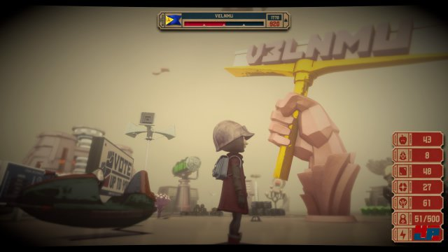 Screenshot - The Tomorrow Children (PS4)