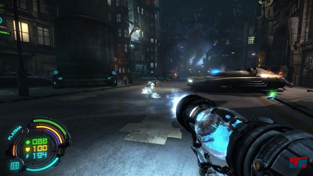 Screenshot - Hard Reset (PC)