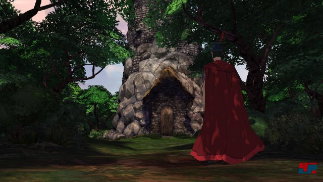 Screenshot - King's Quest - Kapitel 3: Im Turm erobert (360)