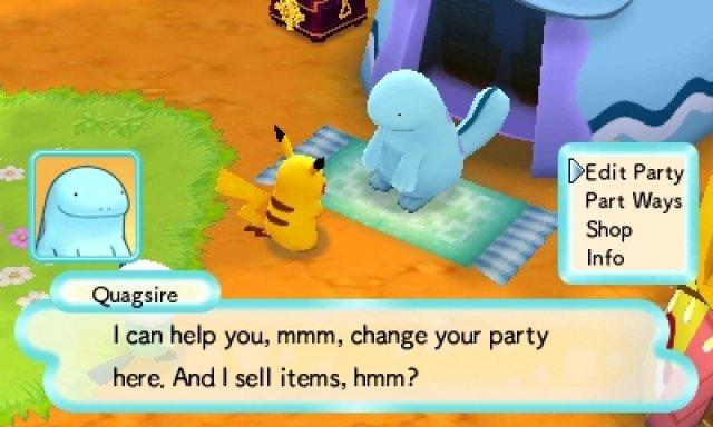 Screenshot - Pokémon Mystery Dungeon: Portale in die Unendlichkeit (3DS) 92457643