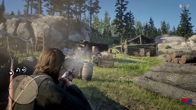 Screenshot - Red Dead Redemption 2 (PlayStation4Pro) 92576317