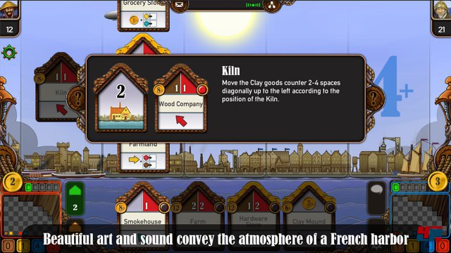 Screenshot - Le Havre (Linux)