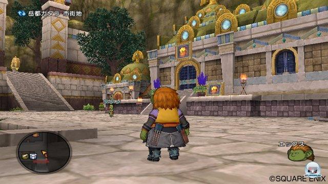Screenshot - Dragon Quest X Online (Wii) 2273387