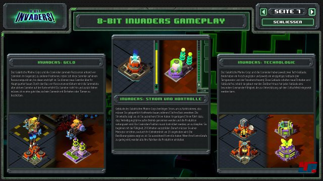 Screenshot - 8-Bit Invaders! (PC)