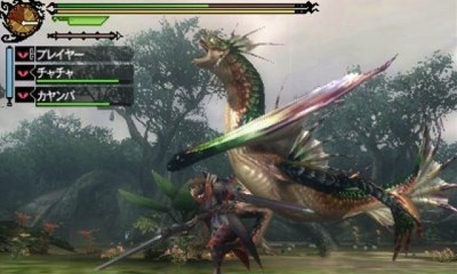 Screenshot - Monster Hunter 3G (3DS) 2295252