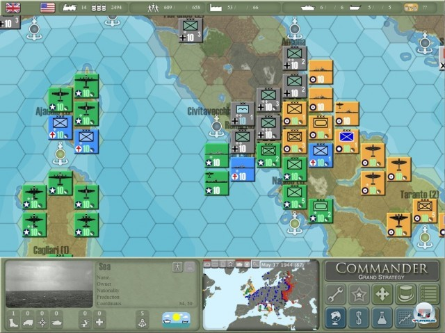 Screenshot - Military History Commander: Europe at War (PC)