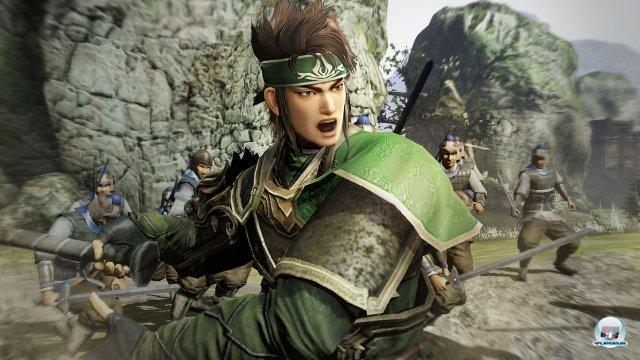 Screenshot - Dynasty Warriors 8 (PlayStation3) 92433667