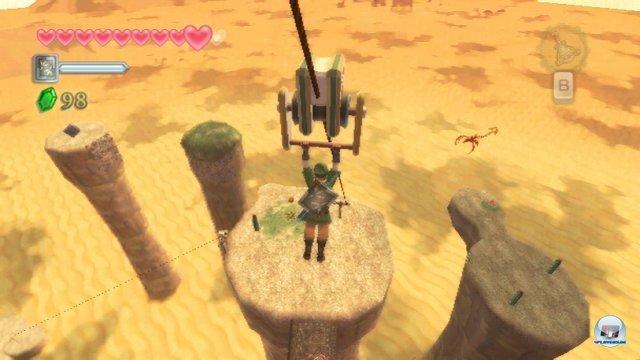 Screenshot - The Legend of Zelda: Skyward Sword (Wii) 2284127