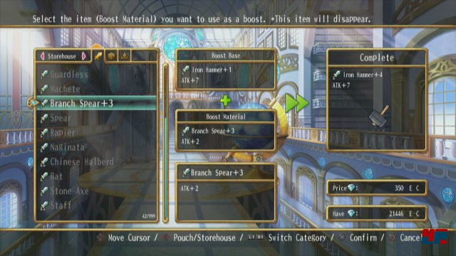 Screenshot - The Awakened Fate Ultimatum (PlayStation3) 92500100