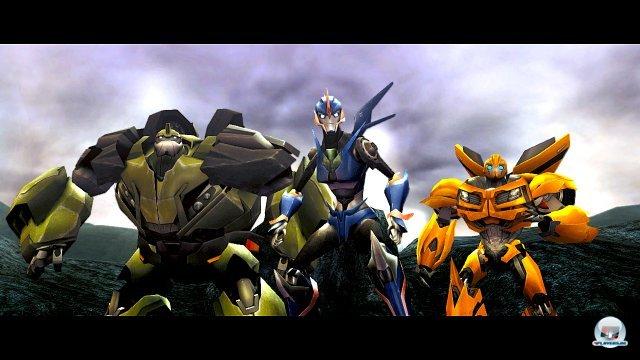 Screenshot - TransFormers: Prime (Wii_U) 92412792