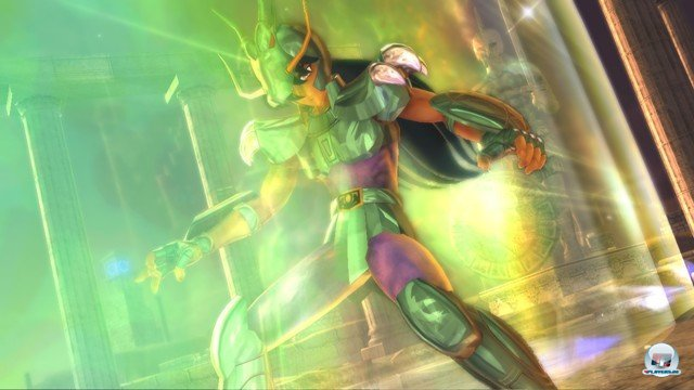 Screenshot - Saint Seiya: Sanctuary Battle (PlayStation3) 2274222