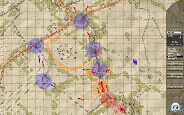 Screenshot - Iron Front - Liberation 1944 (PC)