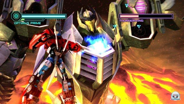 Screenshot - TransFormers: Prime (Wii_U) 92401047