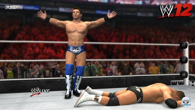 Screenshot - WWE '12 (PlayStation3) 2251952