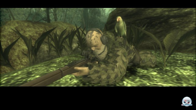 Screenshot - Metal Gear Solid: HD Collection (PlayStation3) 2251427