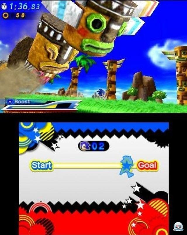 Screenshot - Sonic Generations (3DS) 2235632