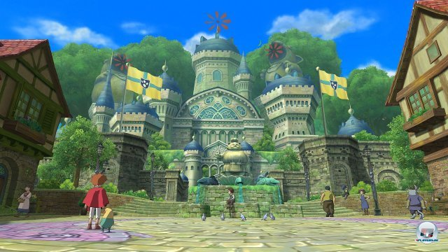 Screenshot - Ni No Kuni: Wrath of the White Witch (PlayStation3) 2361807