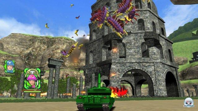 Screenshot - Tank! Tank! Tank! (Wii_U) 2385227