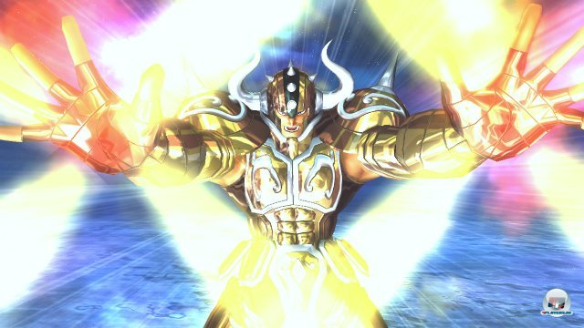Screenshot - Saint Seiya: Sanctuary Battle (PlayStation3) 2265572