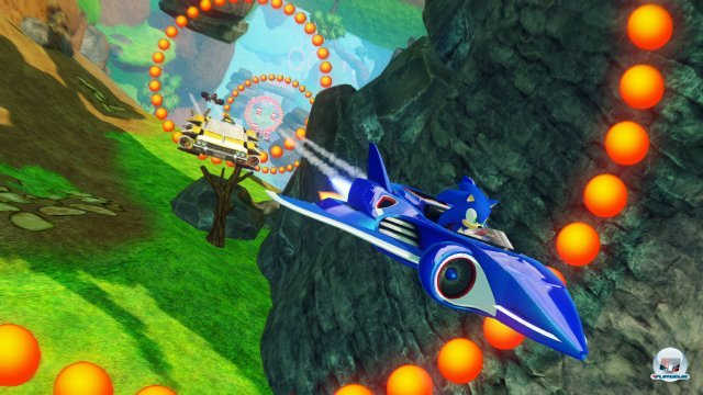 Screenshot - Sonic & All-Stars Racing Transformed (360) 92410592