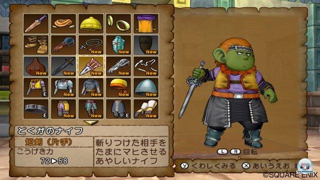 Screenshot - Dragon Quest X Online (Wii) 2273427