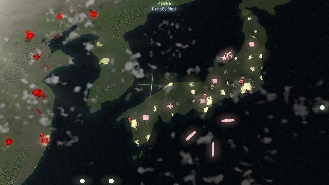 Kampf um Japan. Die Szenarien sind abwechslungsreich und fordernd.