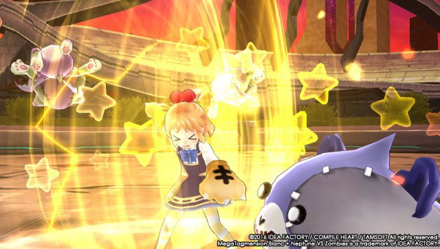 Screenshot - MegaTagmension Blanc   Neptune VS Zombies (PS_Vita) 92525097