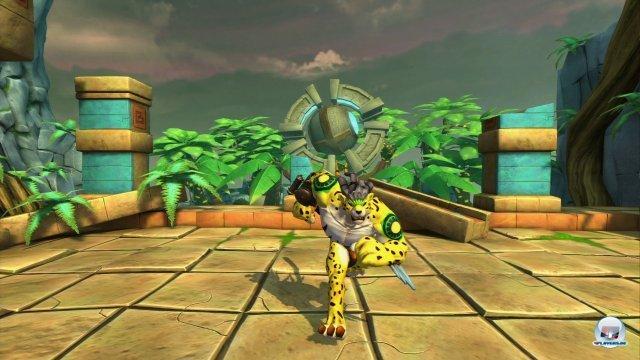 Screenshot - InviZimals: Das verlorene Königreich (PlayStation3)