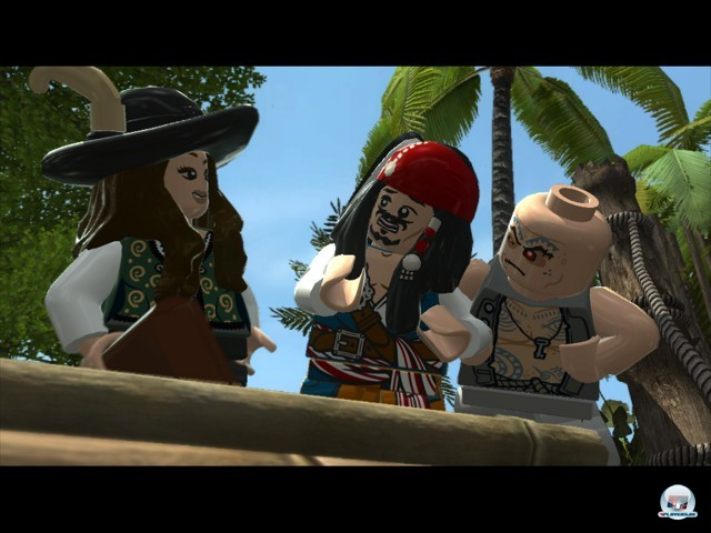 Screenshot - Lego Pirates of the Caribbean - Das Videospiel (360) 2221399