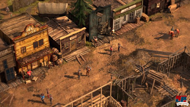 Screenshot - Desperados 3 (PC)