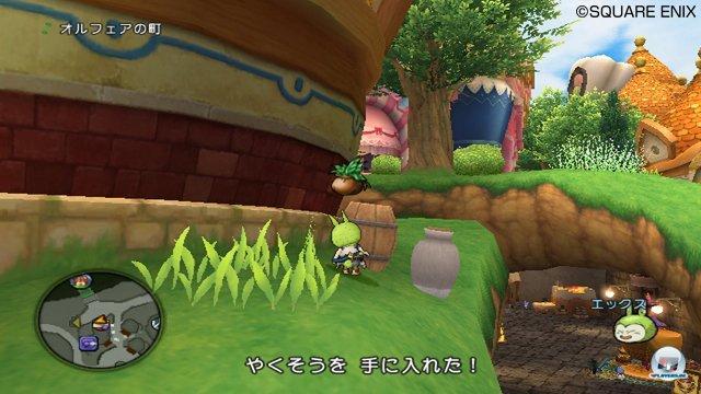 Screenshot - Dragon Quest X Online (Wii) 2375982