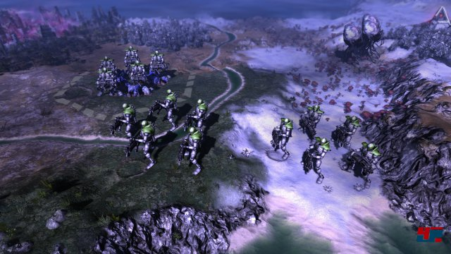 Screenshot - Warhammer 40.000: Gladius - Relics of War (PC)