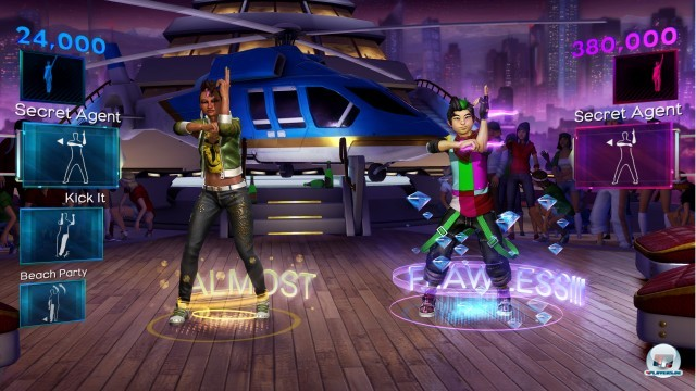 Screenshot - Dance Central 2 (360)
