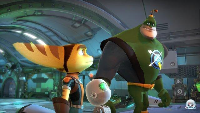 Screenshot - Ratchet & Clank: QForce (PlayStation3) 2384932