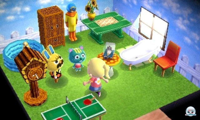 Screenshot - Animal Crossing 3DS (3DS) 2266027