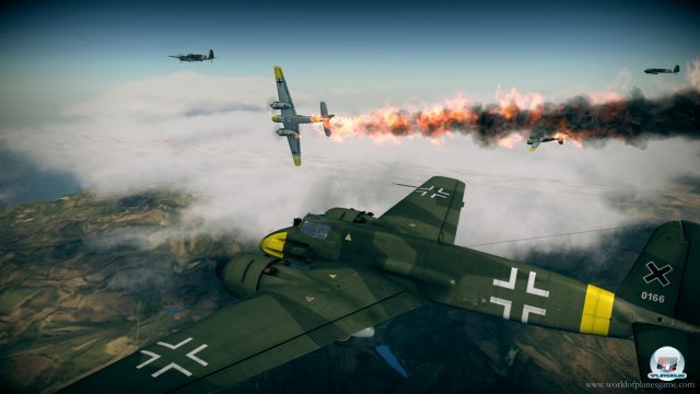 Screenshot - World of Planes (PC) 2256437