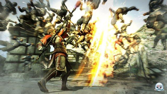 Screenshot - Dynasty Warriors 8 (PlayStation3) 92434197