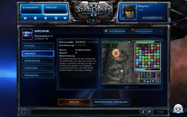 Screenshot - StarCraft II: Wings of Liberty (PC) 2379552
