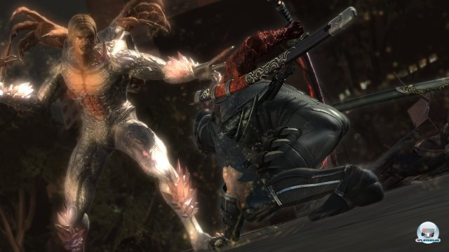 Screenshot - Ninja Gaiden 3 - Razor's Edge (360)