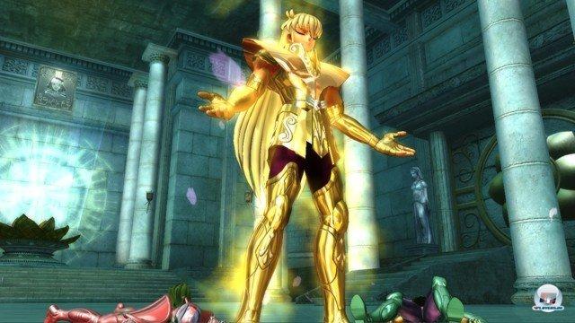 Screenshot - Saint Seiya: Sanctuary Battle (PlayStation3) 2274282