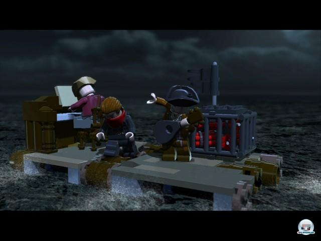 Screenshot - Lego Pirates of the Caribbean - Das Videospiel (360) 2221363