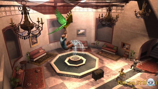 Screenshot - Tim und Struppi: Das Geheimnis der Einhorn (PlayStation3) 2252372