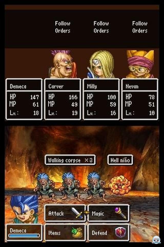 Screenshot - Dragon Quest VI: Wandler zwischen den Welten (NDS) 2216797