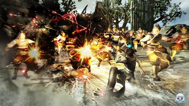 Screenshot - Dynasty Warriors 8 (PlayStation3) 92433537