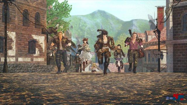 Die Figuren sind alle meilenweit von den sympathischen, nahbaren Charakteren aus Valkyria Chronicles entfernt.