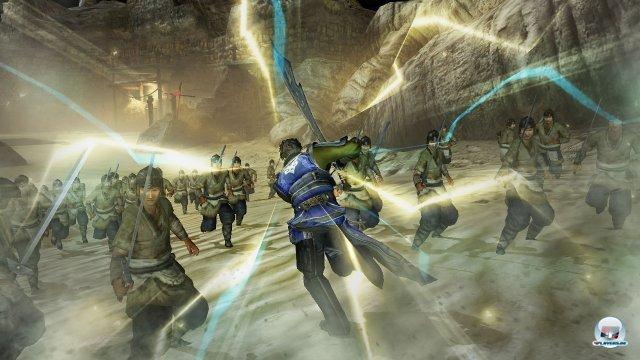 Screenshot - Dynasty Warriors 8 (PlayStation3) 92434047