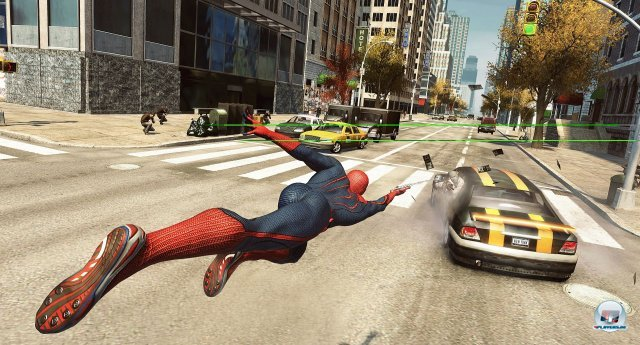 Screenshot - The Amazing Spider-Man (360) 2361587