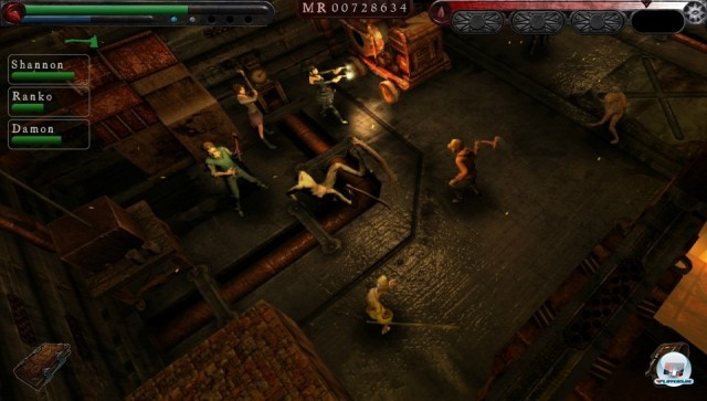 Screenshot - Silent Hill: Book of Memories (PS_Vita) 2249727